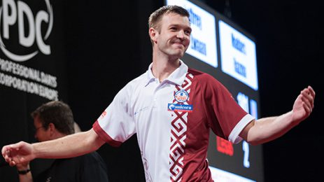Madars Razma with good result at Players Championship