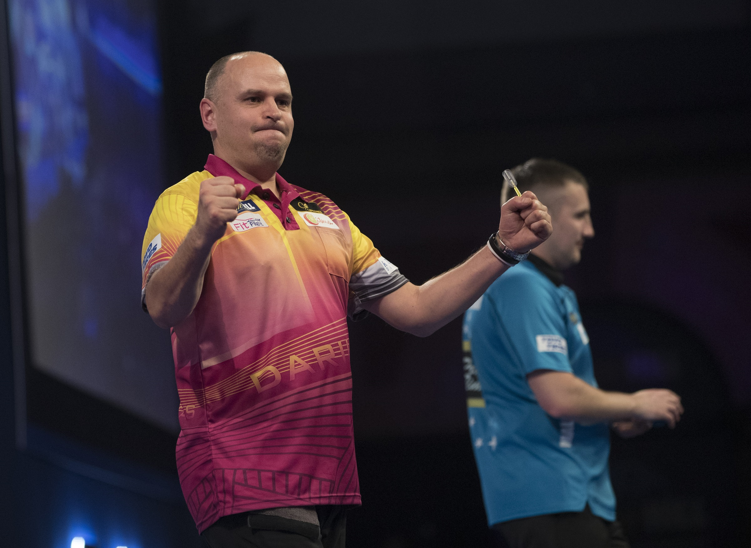 Darius Labanauskas concludes fantastic first year on the PDC Pro Tour