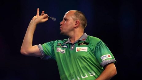 Cor Dekker and Labanauskas up for Gibraltar Darts Trophy