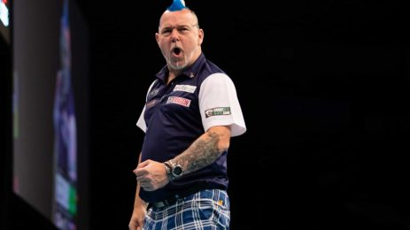 Double delight for Peter Wright at Players Championship – not much success for the PDCNB