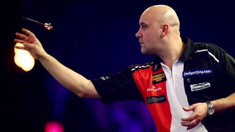 Jamie Hughes is the Czech Darts Open champion