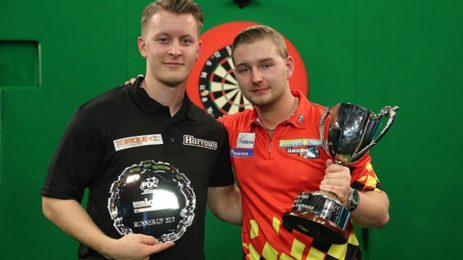Qualification for the Youth World Darts Championship