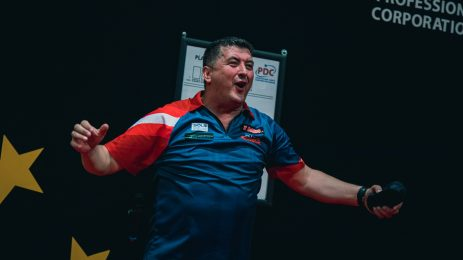 Mensur Suljovic won the Austrian Darts Championship