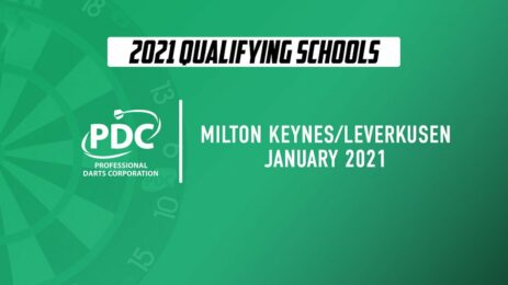 New format for the PDC Qualifying Schools