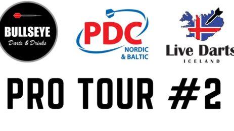 Watch PDCNB Pro Tour 2 live